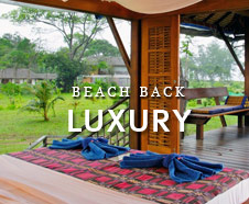Beach Back Luxury