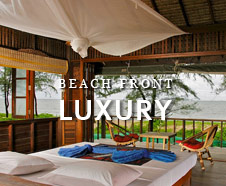 Beach Front Luxury
